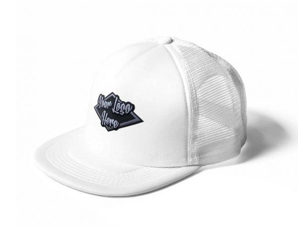 white-trucker-mesh-cap-with-flat-peak