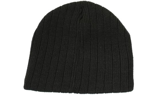 cable-knit-beanie-toque-black