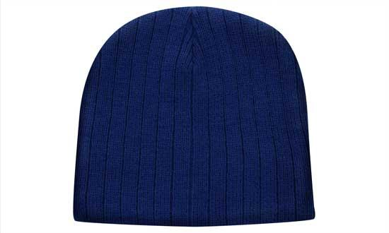 cable-knit-beanie-toque-royal