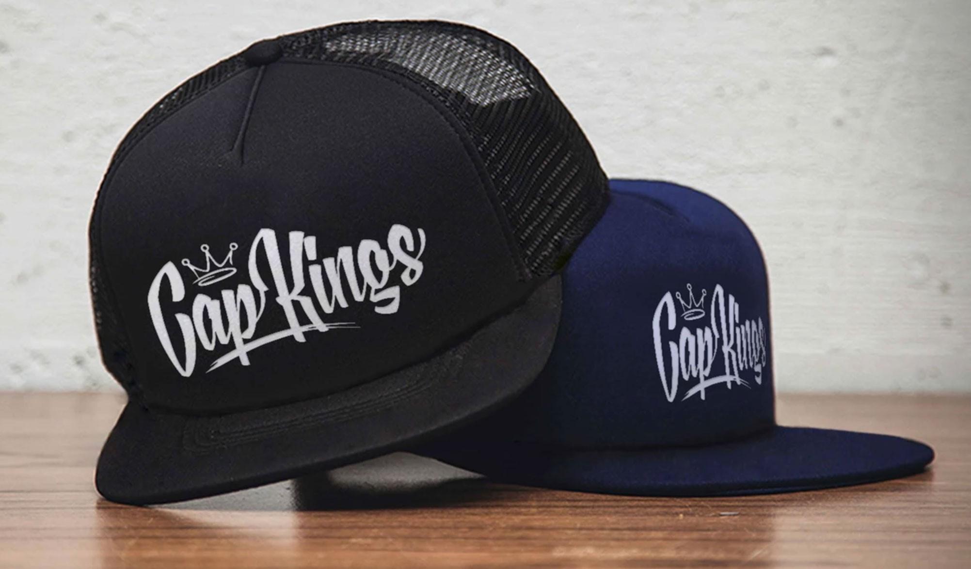 custom caps at Capkings