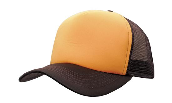 truckers-mesh-cap-gold-brown