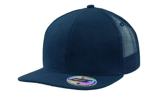 navy-premium-american-twill-cap-with-snap-back-pro-styling