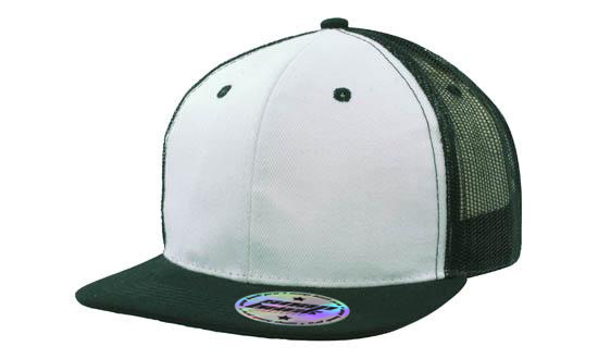 white-black-navy-premium-american-twill-cap-with-snap-back-pro-styling