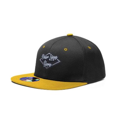 black-gold-premium-american-twill-with-snap-back-pro-styling-two-tone