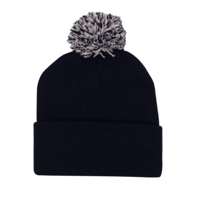 acrylic-beanie-with-pom-pom-navy-white