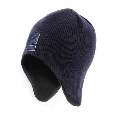 Polar Fleece Beanie with Ear Flap